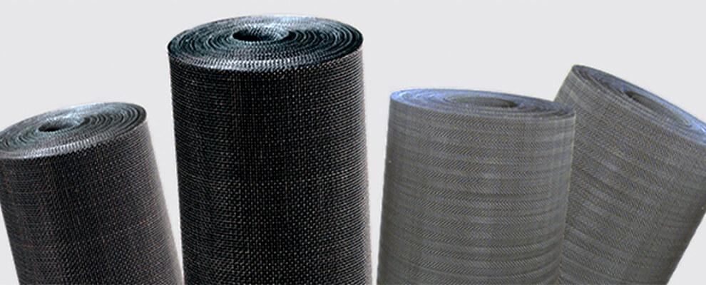 Проволочная сетка из углеродистой стали