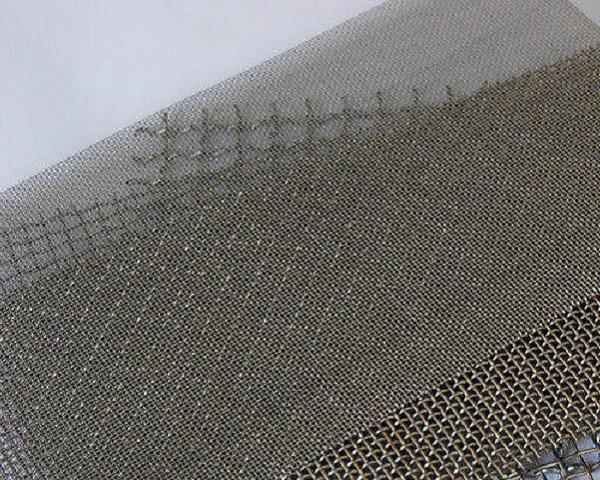 Нихромовая проволочная сетка